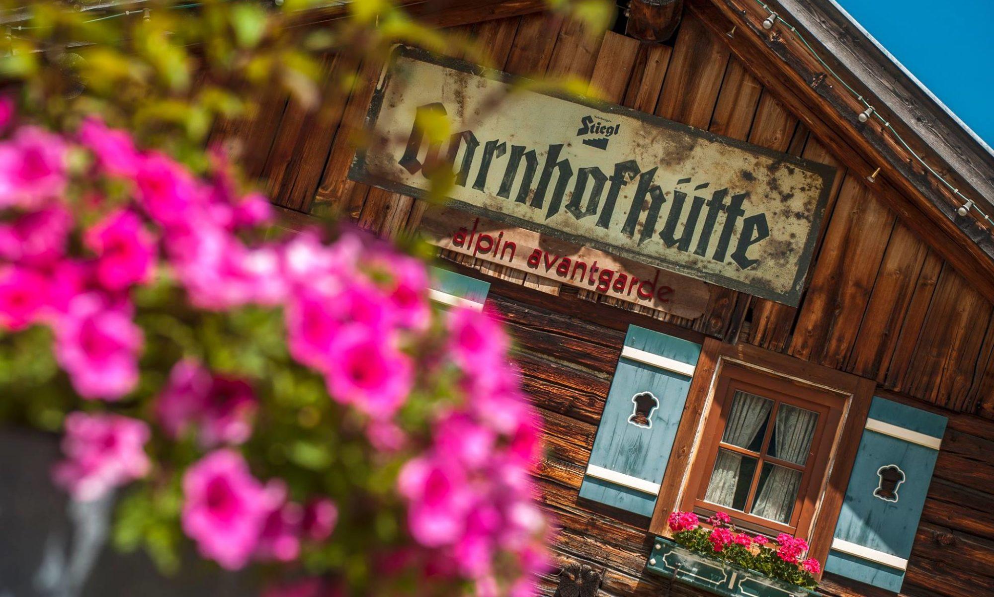 Die Garnhofhütte